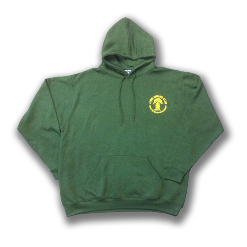 Lymm Angling Club Hooded Sweatshirt