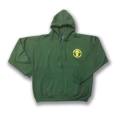 Lymm Angling Club Zipped Sweatshirt