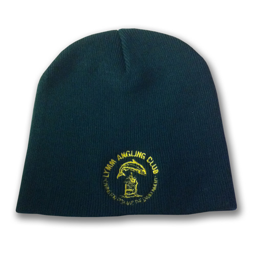 Lymm Angling Knitted Beanie Hat